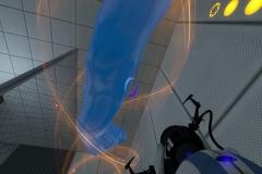 Portal 2 Lava Lamp